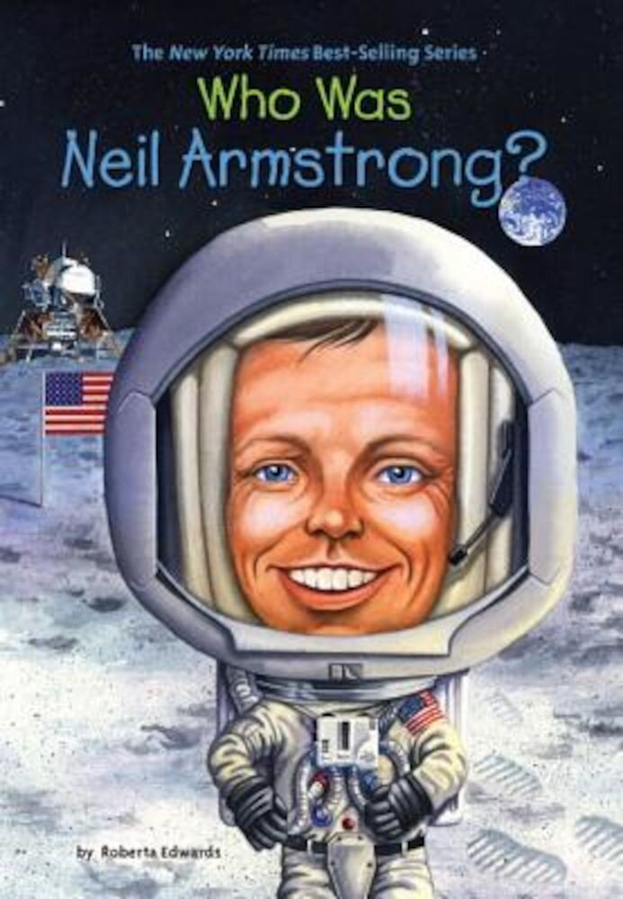 Who Was Neil Armstrong?, Paperback