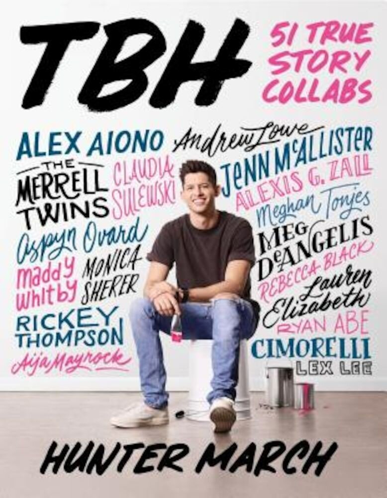 Tbh: 51 True Story Collabs, Paperback