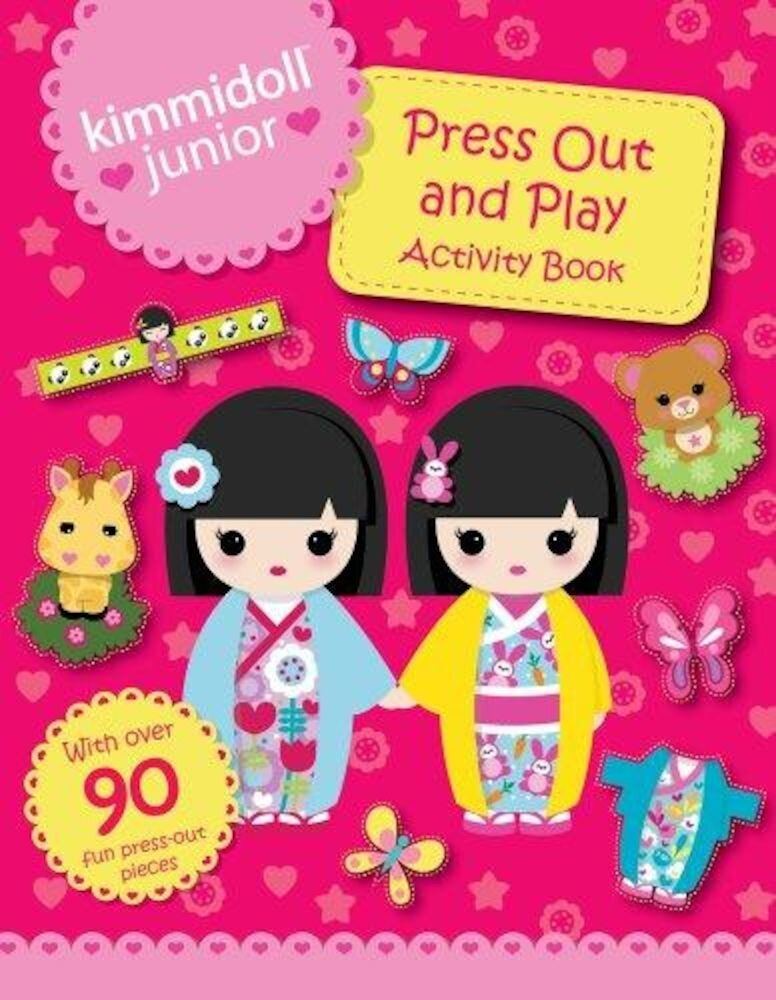 Press-Out-and-Play Book