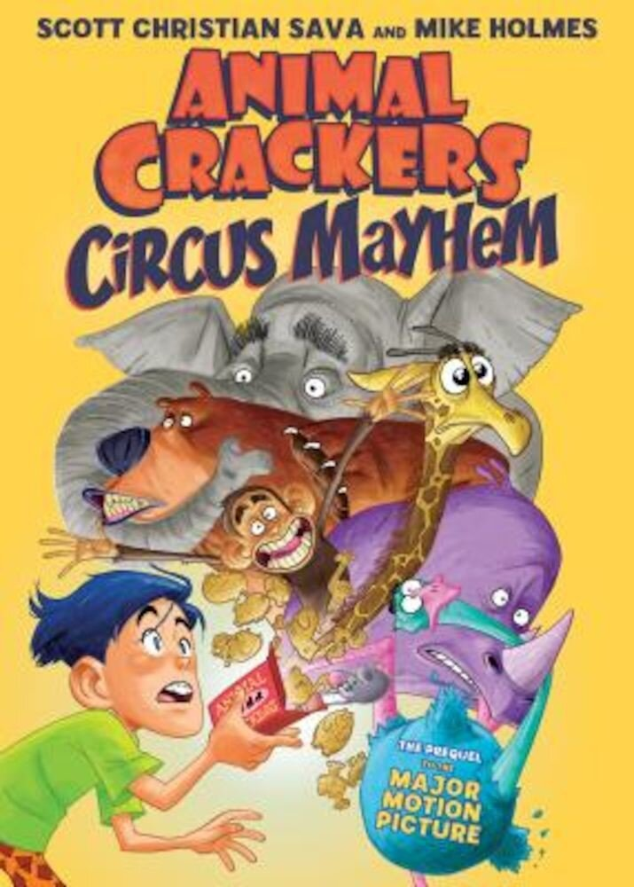 Animal Crackers: Circus Mayhem, Hardcover