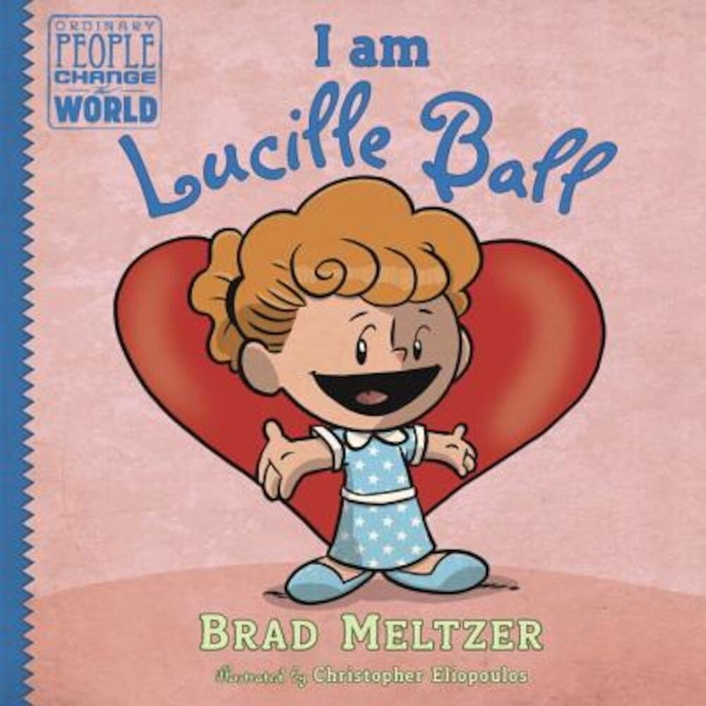 I Am Lucille Ball, Hardcover