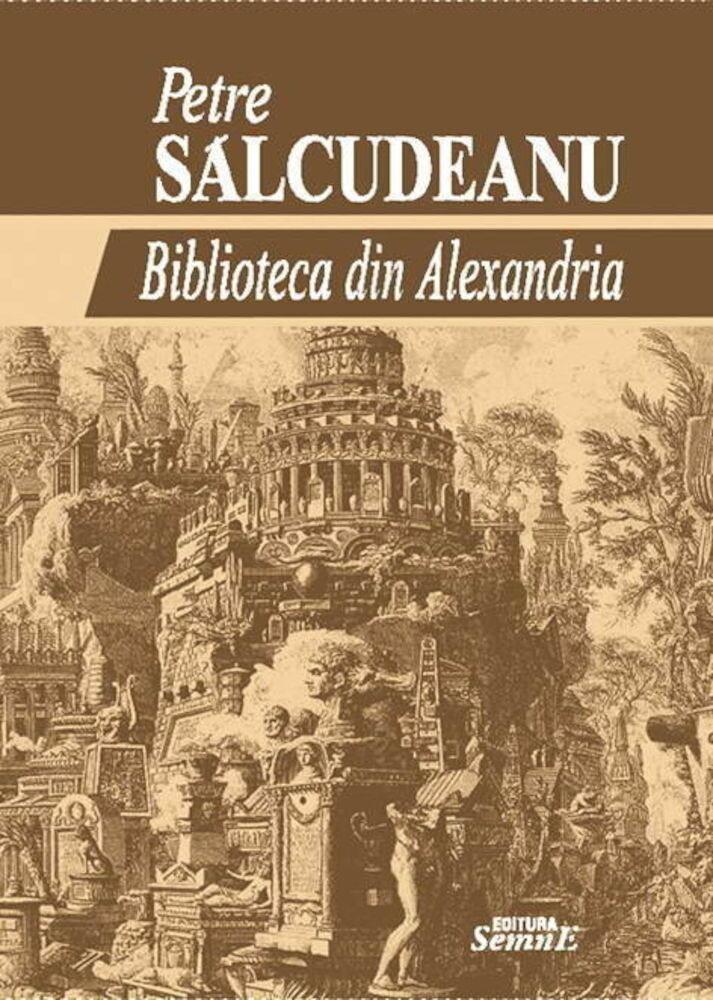 Coperta Carte Biblioteca din Alexandria