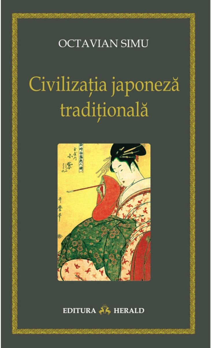 Civilizatia japoneza traditionala (eBook)
