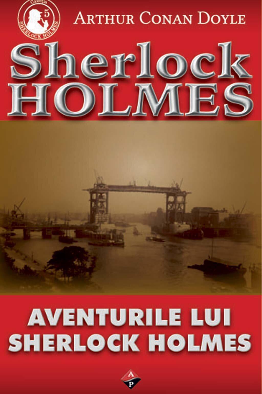 Aventurile lui Sherlock Holmes (eBook)