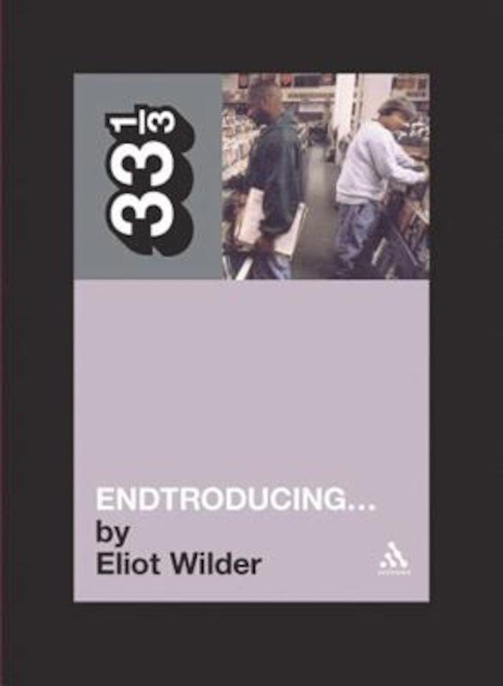 DJ Shadow's Endtroducing, Paperback