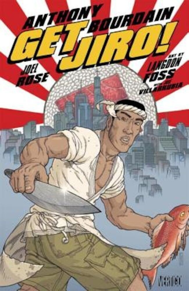 Get Jiro!, Paperback