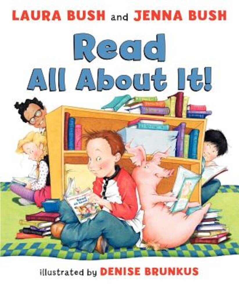 Read All about It!, Hardcover