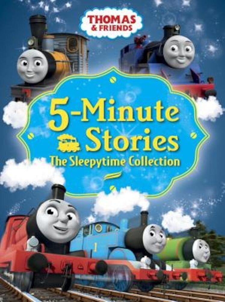 Thomas & Friends 5-Minute Stories: The Sleepytime Collection (Thomas & Friends), Hardcover