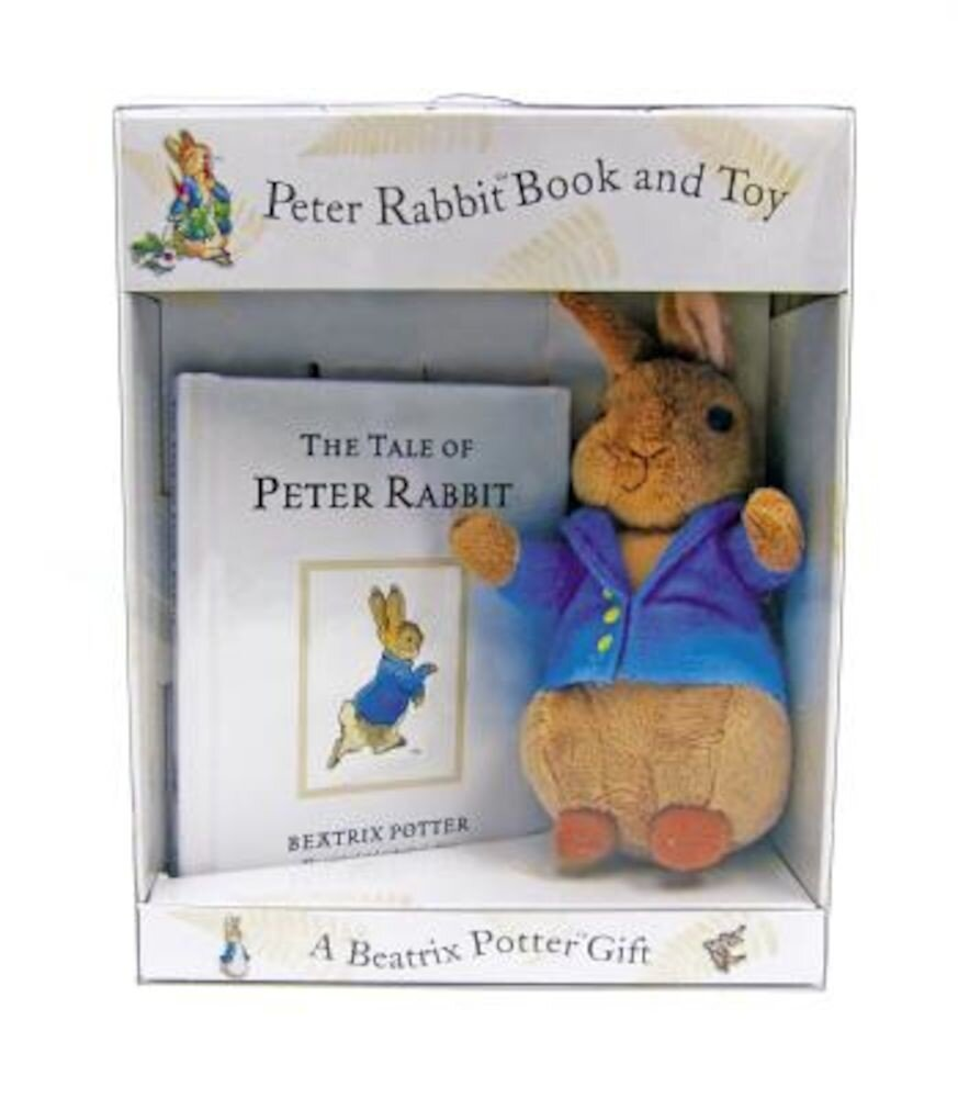 Peter Rabbit Book and Toy [With Plush Rabbit], Hardcover