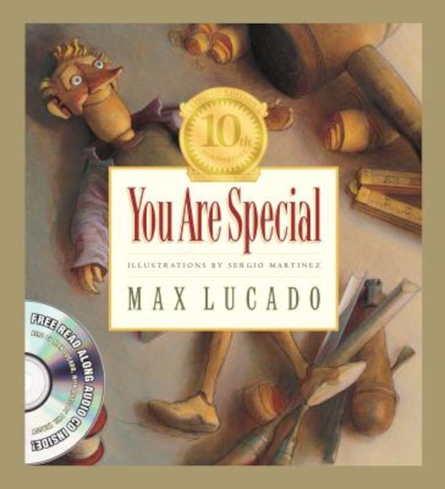 You Are Special [With CD], Hardcover