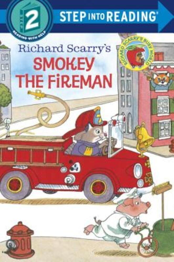 Richard Scarry's Smokey the Fireman, Paperback
