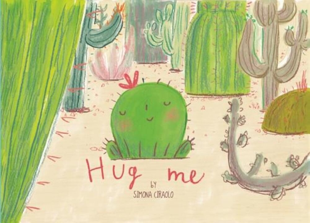 Hug Me, Hardcover