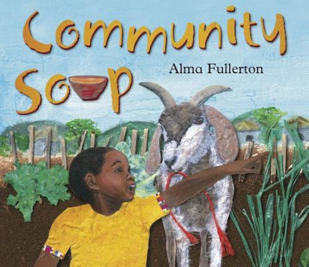 Community Soup, Hardcover