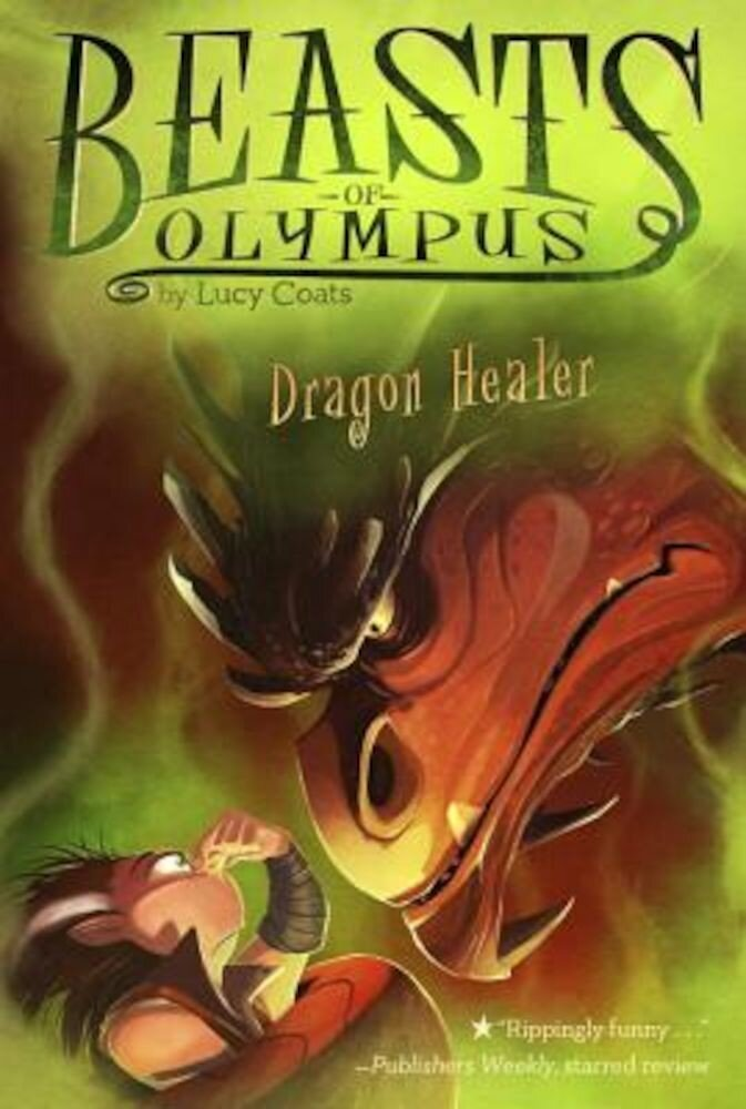 Dragon Healer, Paperback