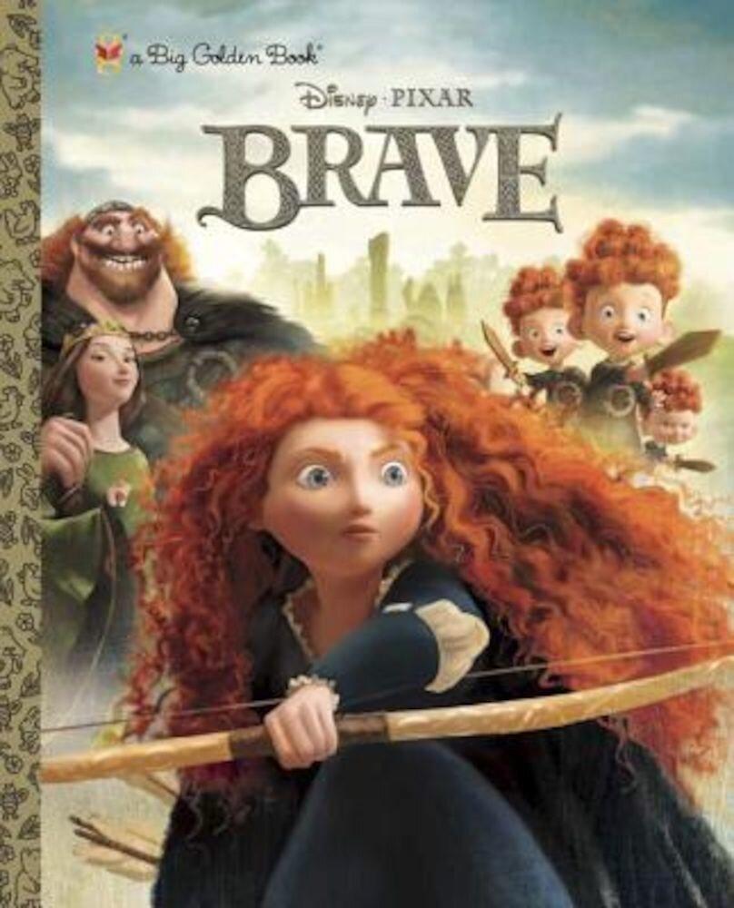 Disney Pixar Brave, Hardcover