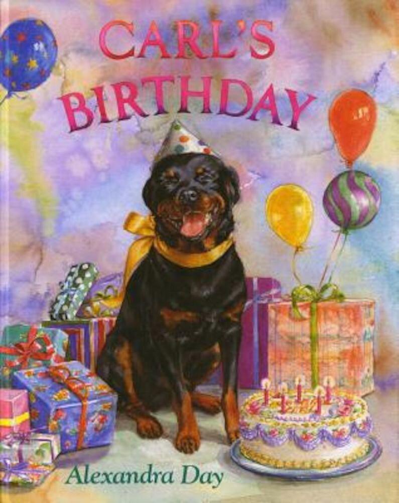 Carl's Birthday, Hardcover