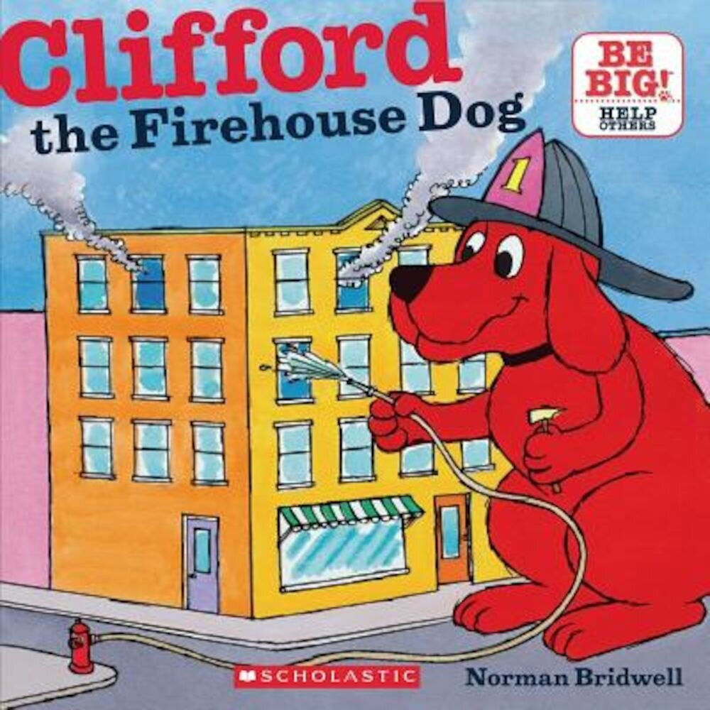 Clifford the Firehouse Dog, Paperback