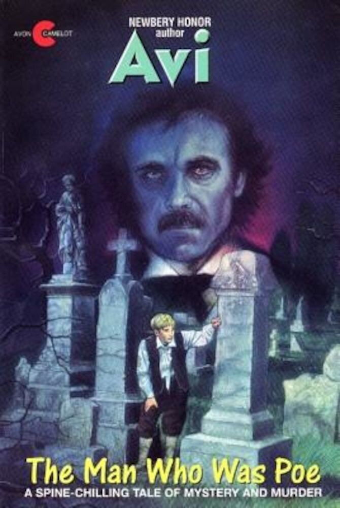 The Man Who Was Poe, Paperback