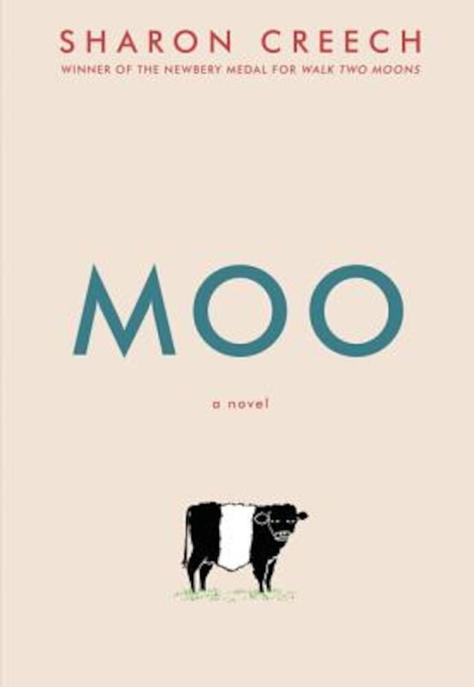 Moo, Hardcover