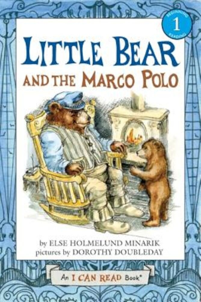 Little Bear and the Marco Polo, Paperback