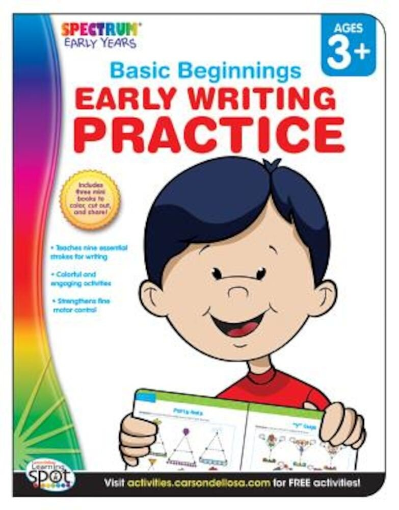 Early Writing Practice, Paperback
