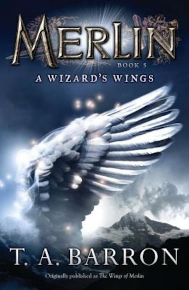 A Wizard's Wings, Paperback