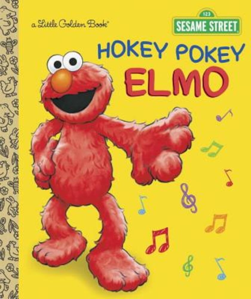 Hokey Pokey Elmo (Sesame Street), Hardcover