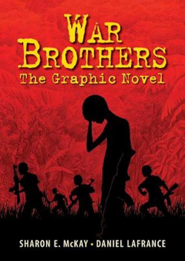 War Brothers: The Graphic Novel, Paperback