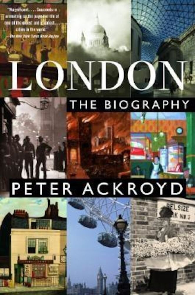 London: The Biography, Paperback