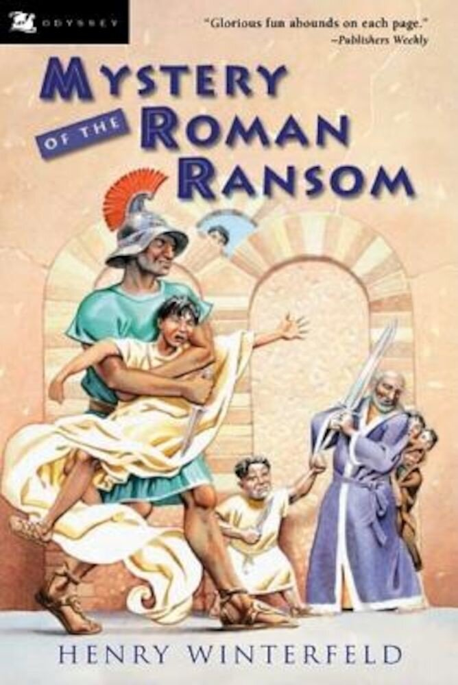 Mystery of the Roman Ransom, Paperback