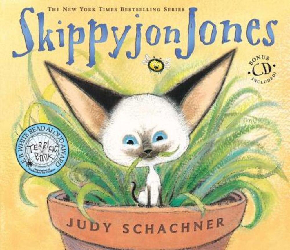 Skippyjon Jones, Hardcover