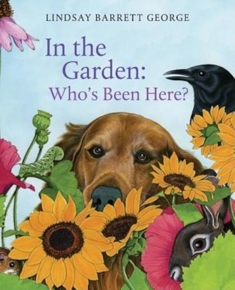 In the Garden: Who's Been Here?, Hardcover