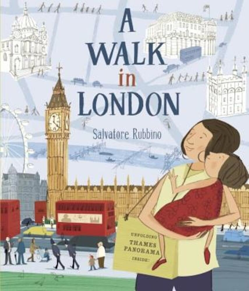 A Walk in London, Hardcover