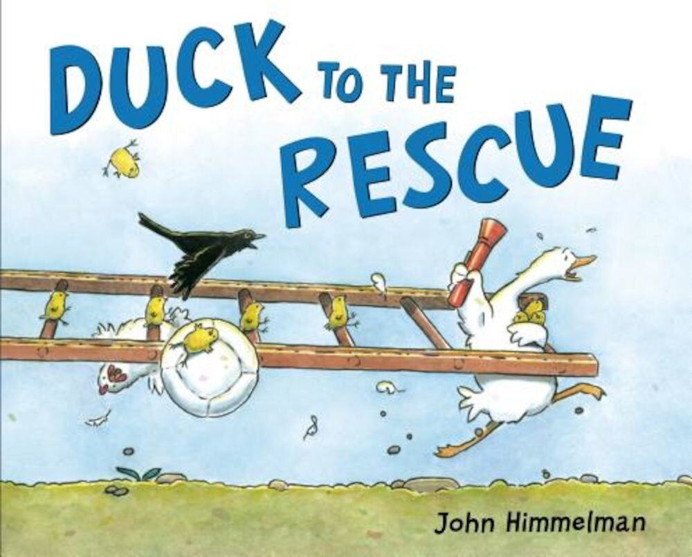Duck to the Rescue, Hardcover