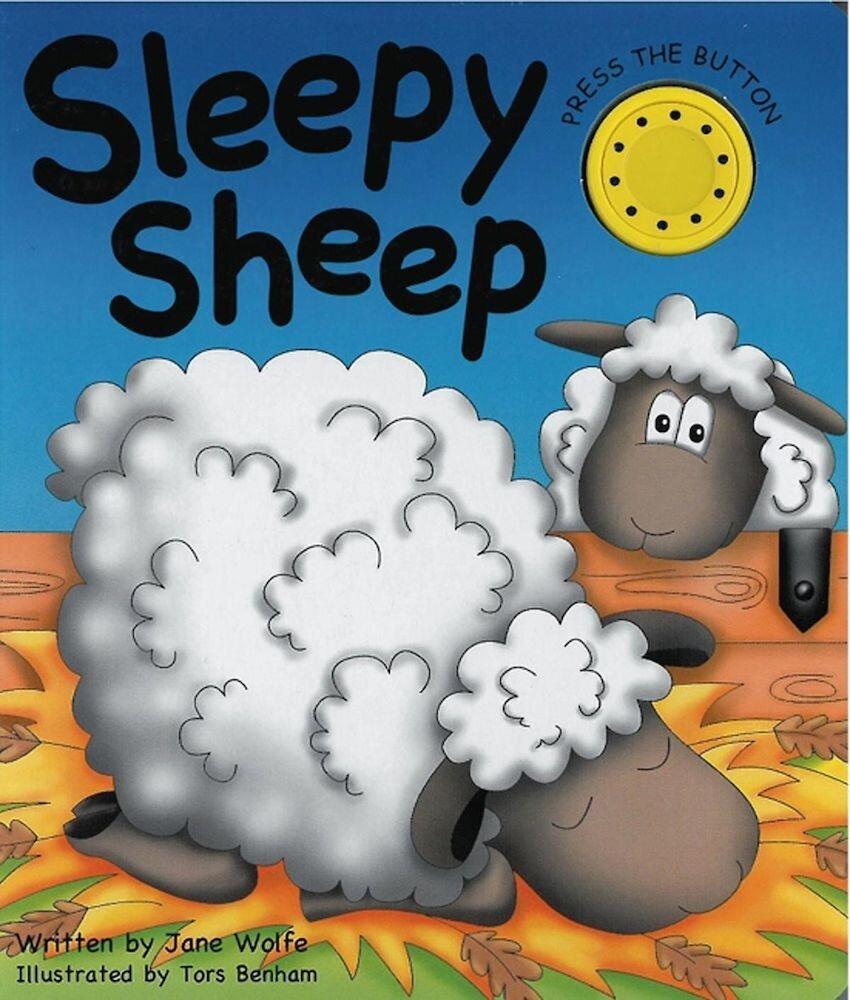 Coperta Carte Sleepy Sheep: (A Noisy Book)