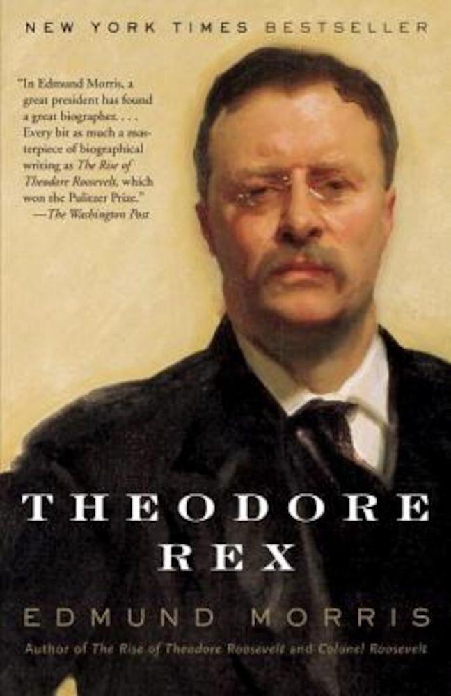 Theodore Rex, Paperback
