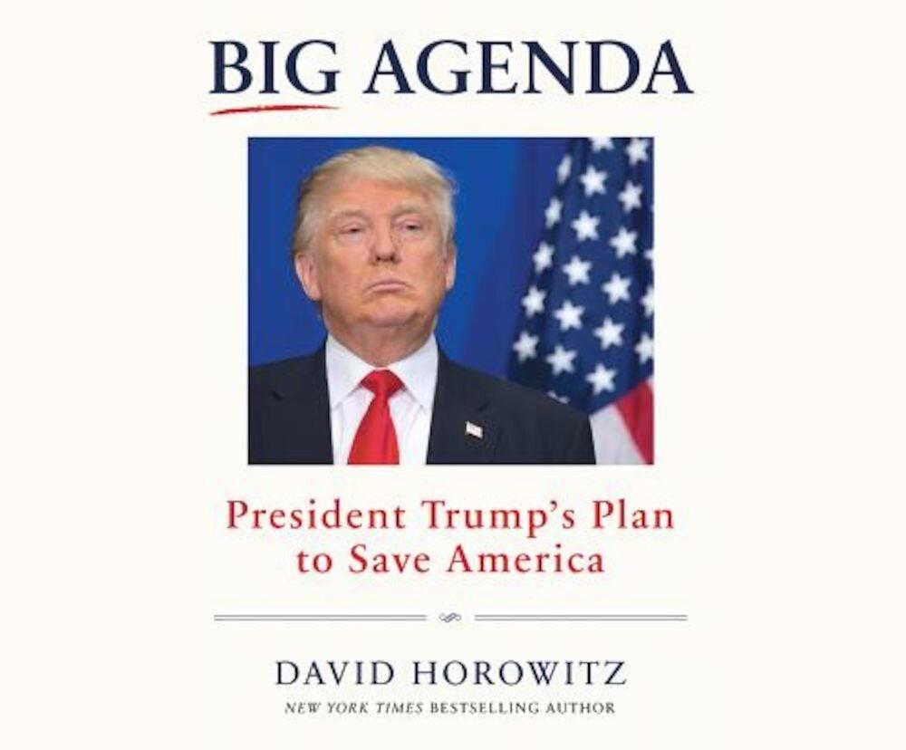 Big Agenda: President Trump's Plan to Save America, Audiobook