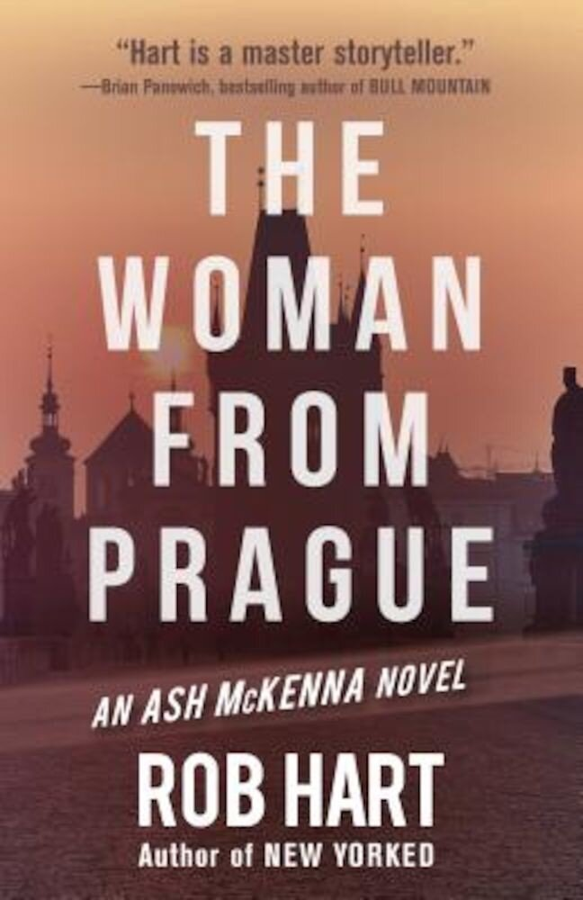The Woman from Prague, Hardcover
