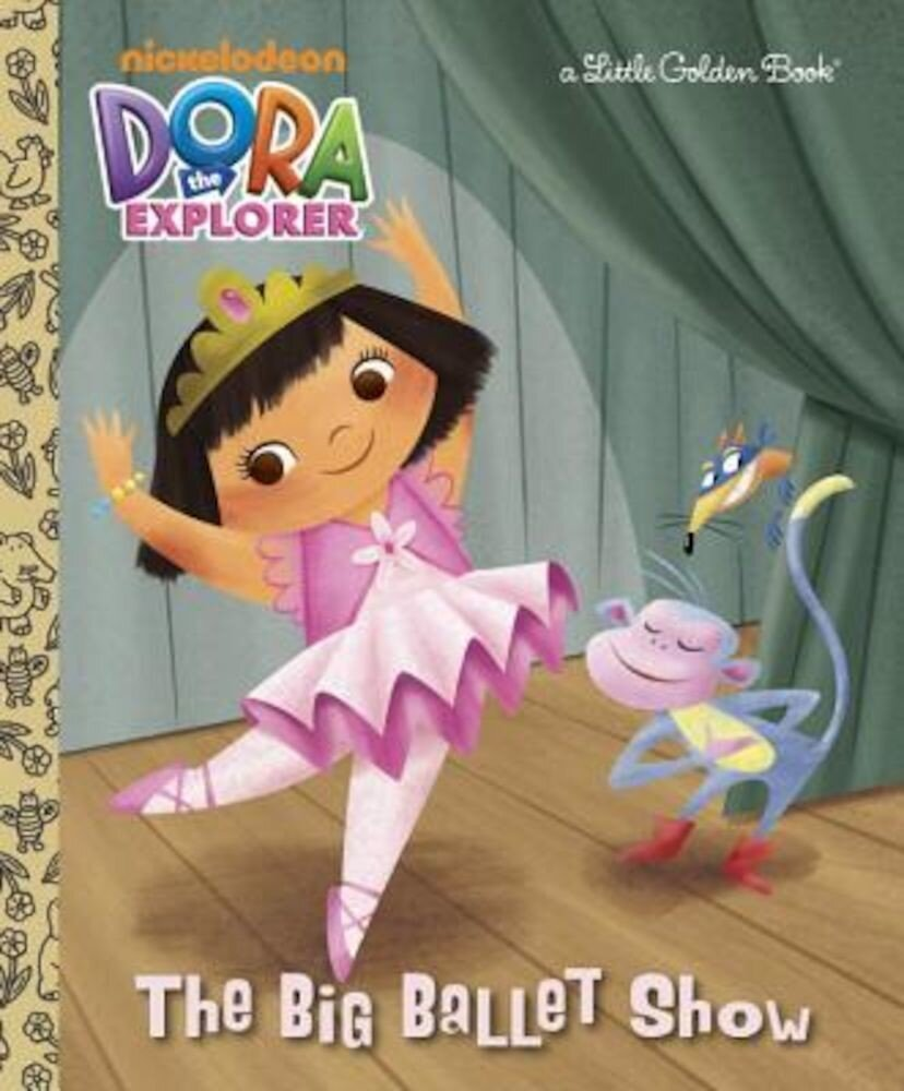 The Big Ballet Show, Hardcover