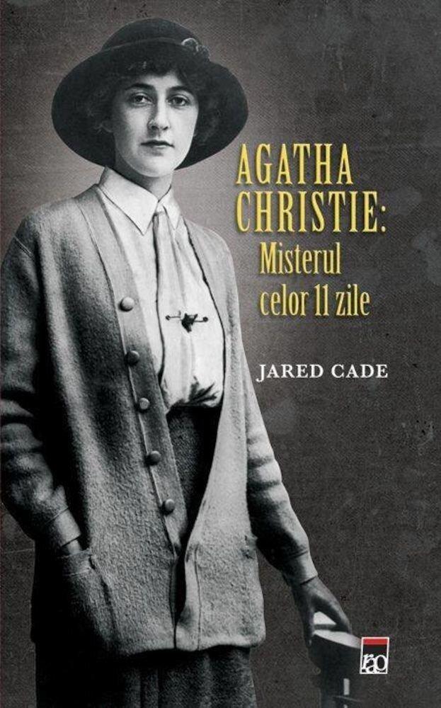 Coperta Carte Agatha Christie: Misterul celor 11 zile