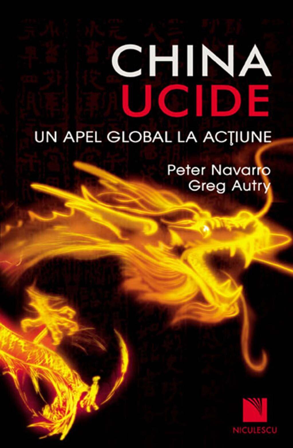 China ucide. Un apel global la actiune (eBook)
