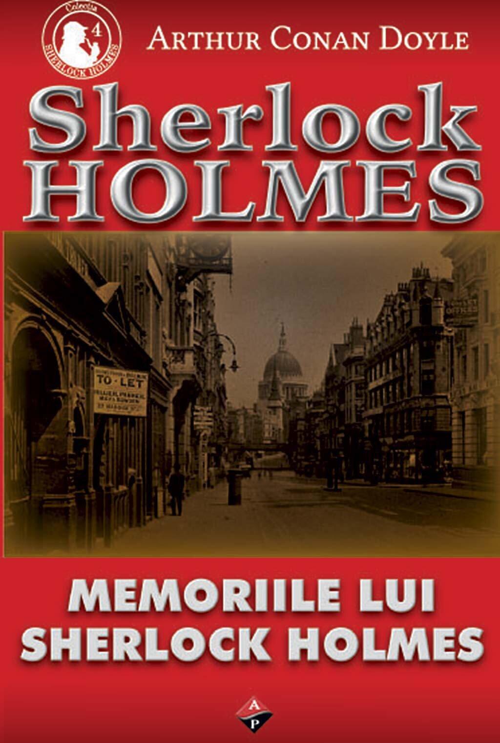 Memoriile lui Sherlock Holmes (eBook)