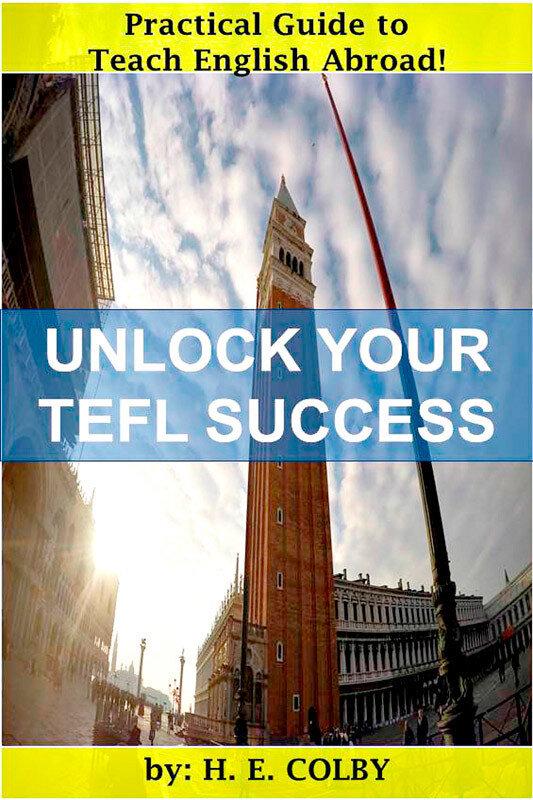 Coperta Carte Unlock Your TEFL Success