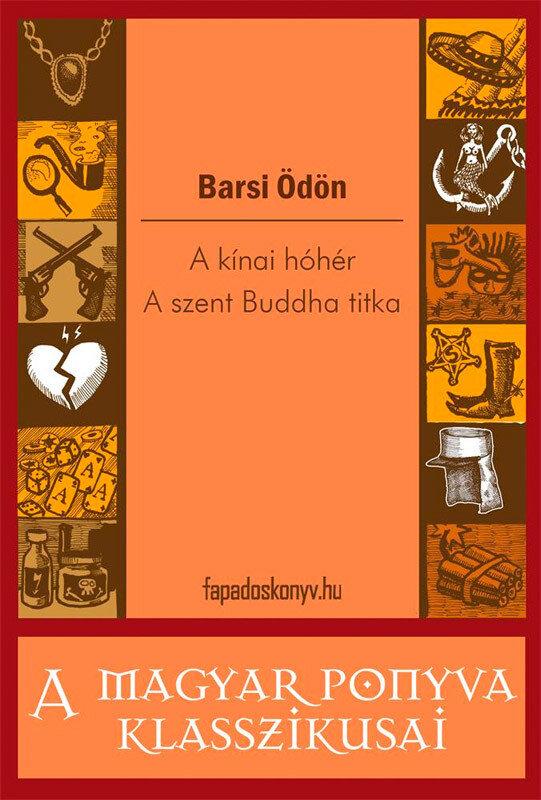 A kinai hoher - A szent Buddha titka (eBook)
