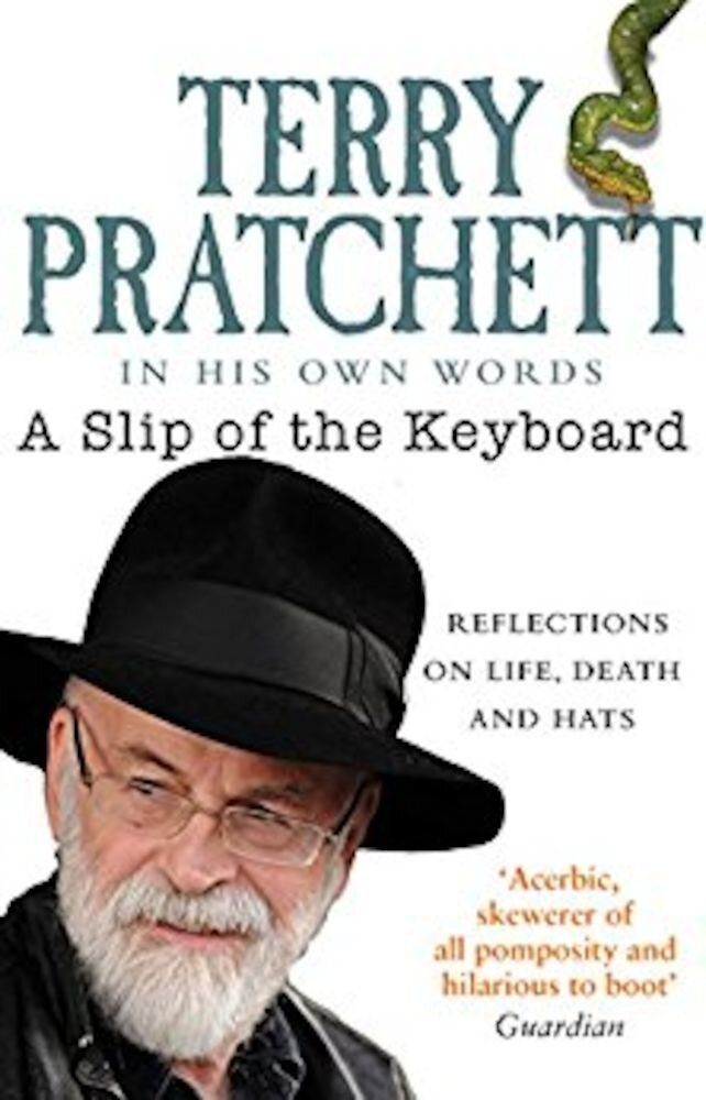 A Slip of the Keyboard: Reflections on Alzheimer's, Inspirations, Orangutans and Hats