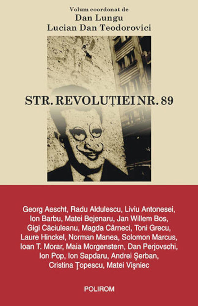 Coperta Carte Str. Revolutiei nr. 89