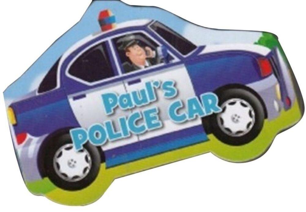 Vehicle Shaped - Pauls Police Car
