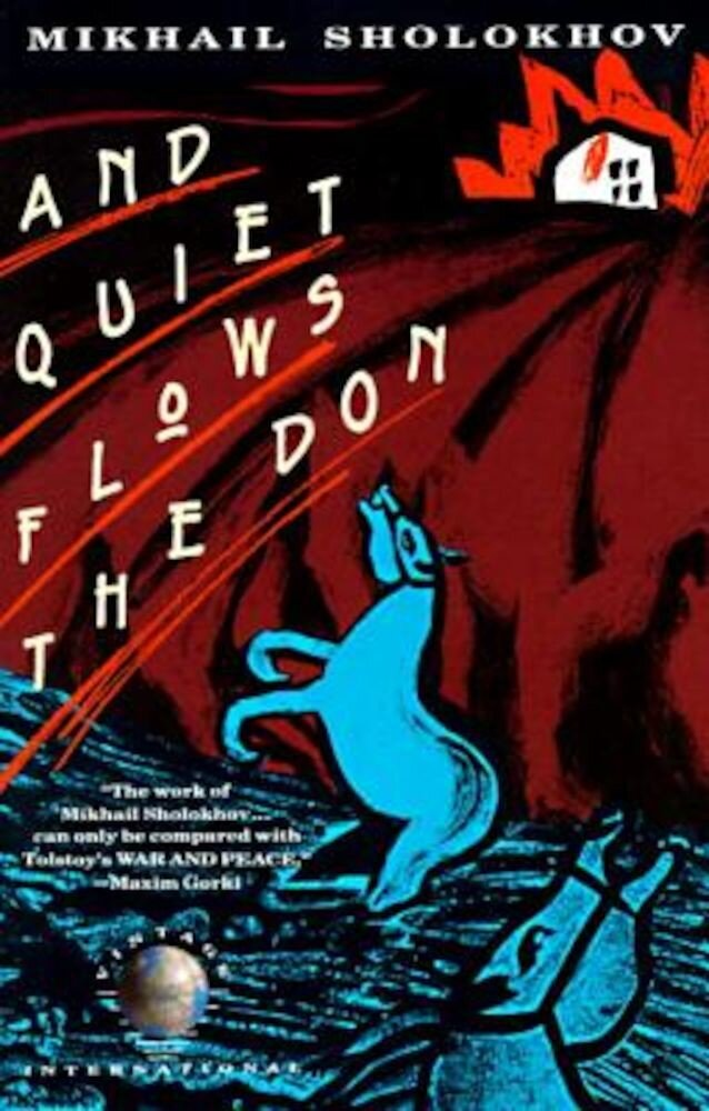 And Quiet Flows the Don, Paperback