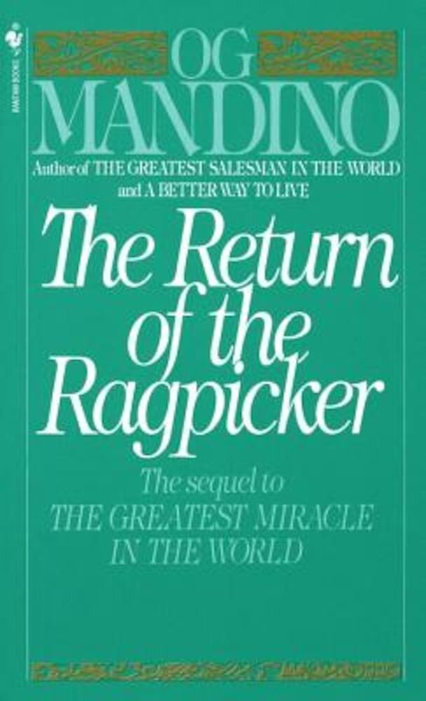 The Return of the Ragpicker, Paperback