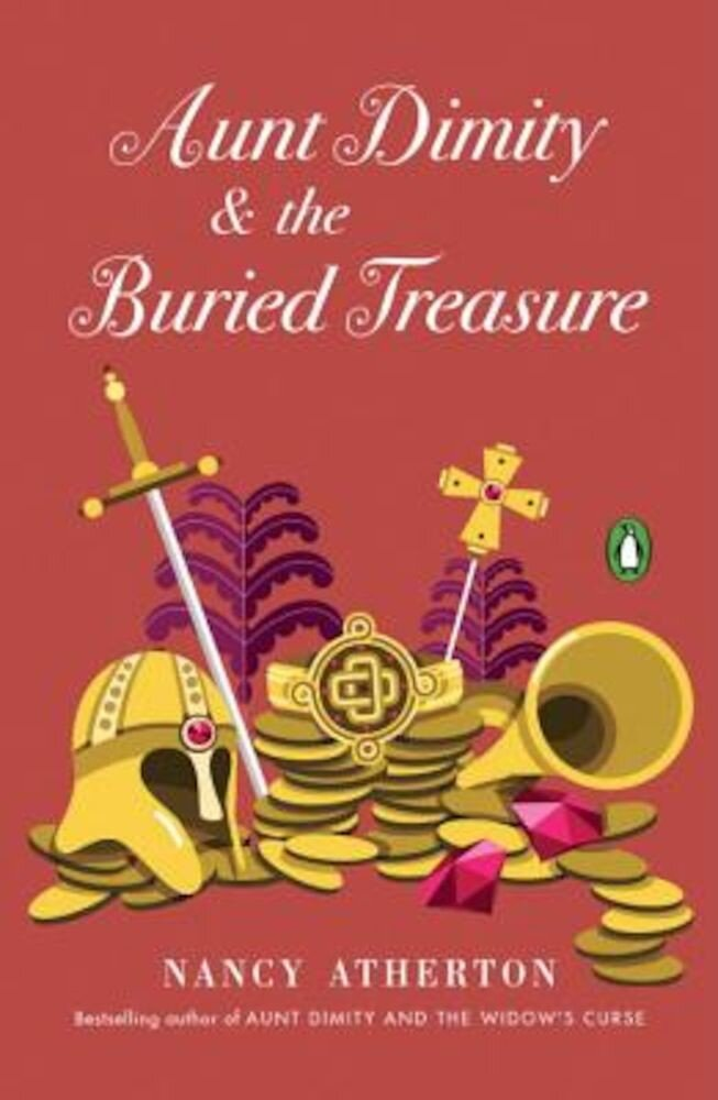 Aunt Dimity and the Buried Treasure, Paperback